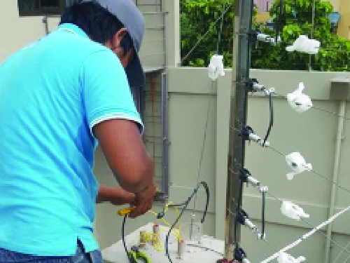 Electric Fence Supply and Installation